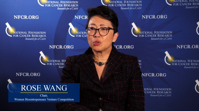 Meet Rose Wang