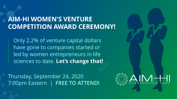 Support Women Scientist-Entrepreneurs in Celebration of the Women's Equality Day