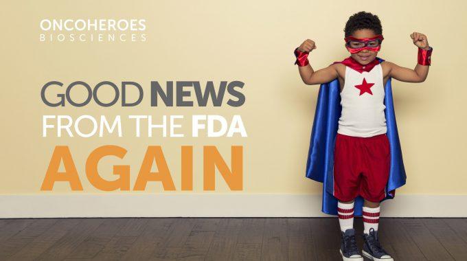 Oncoheroes Biosciences' Pediatric Cancer Drug Candidate Receives Orphan Drug Designation