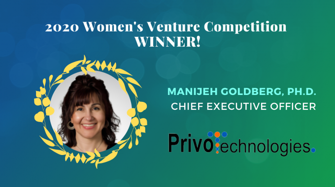 Winner of the AIM-HI Accelerator Fund's Inaugural Women's Venture Competition Announced