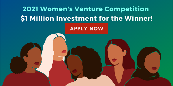Applications Open for the 2021 AIM-HI Women's Venture Competition!