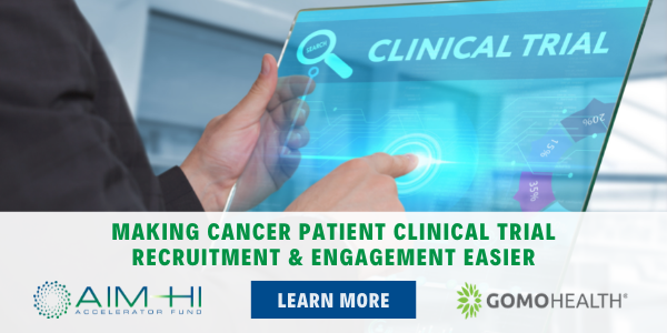 Making Cancer Patient Clinical Trial Recruitment & Engagement Easier
